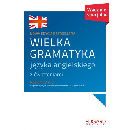 Wielka gramatyka języka angielskiego w. specjalne