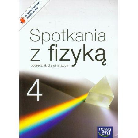 Spotkania z fizyką 4 Podręcznik