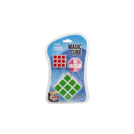 Kostki magiczne Łamigłówki 3 sztuki