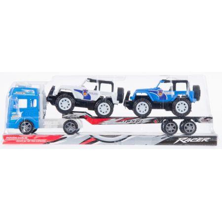Auto ciężarowe  laweta  i jeep MEGA CREATIVE 459325