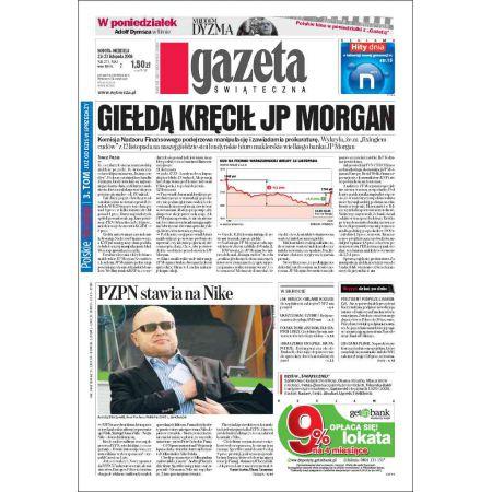Gazeta Wyborcza - Płock 273/2008