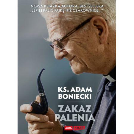 957442d061e088 Zakaz palenia (Adam Boniecki) książka w księgarni TaniaKsiazka.pl