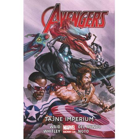 Avengers. Tajne imperium. Tom 5