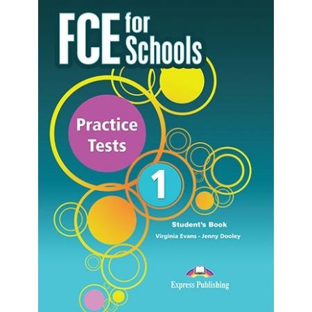 FCE for School. Practice Tests 1 SB + DigiBook