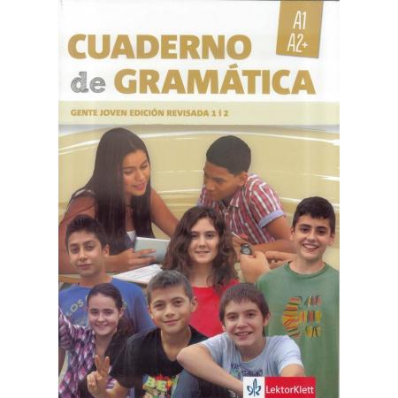Cuaderno de gramatica A1-A2+ LEKTORKLETT