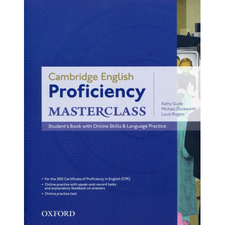 Proficiency Masterclass Student's Book with Online Skills