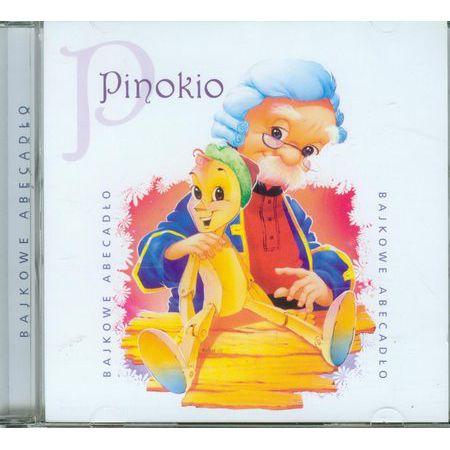 Bajkowe Abecadło - Pinokio