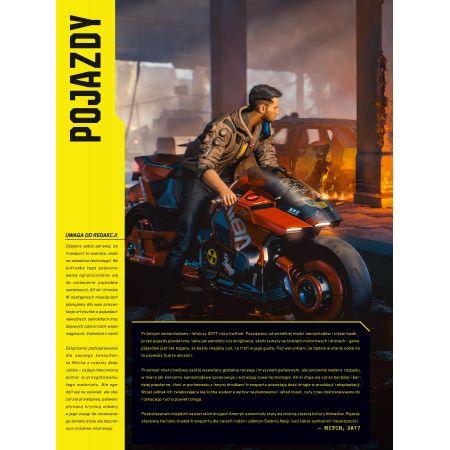 Cyberpunk 2077. Jedyna oficjalna książka o świecie gry Cyberpunk 2077
