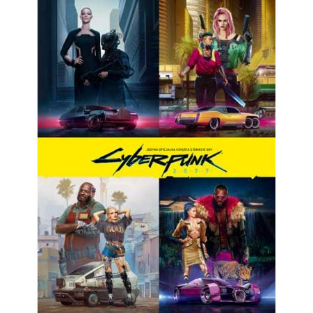 Cyberpunk 2077. Jedyna oficjalna książka...