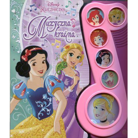 Disney Princess. Muzyczna kraina