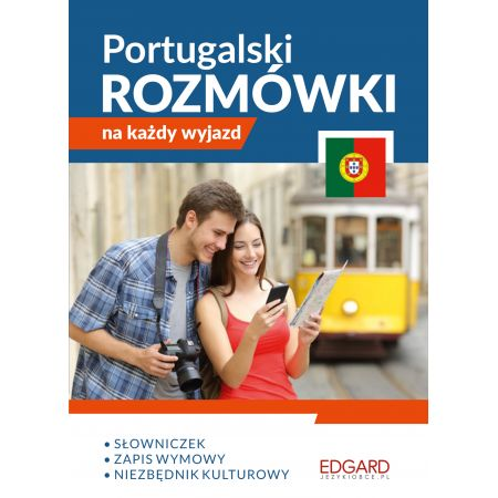Portugalski. Rozmówki na każdy wyjazd