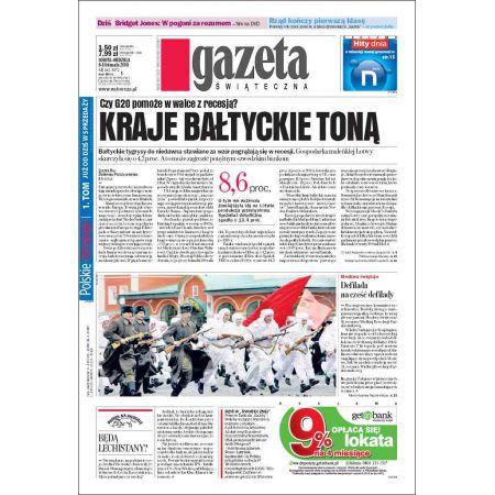 Gazeta Wyborcza - Częstochowa 262/2008