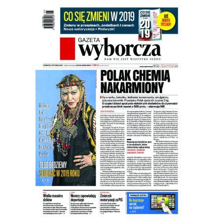 Gazeta Wyborcza - Zielona Góra 2/2019