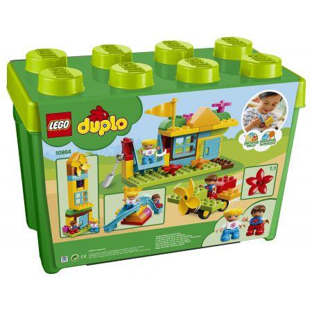 Lego Duplo Duży Plac Zabaw 10864 Klocki W Taniaksiazkapl