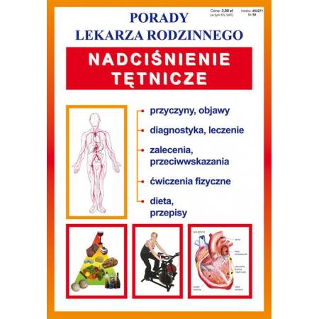 Porady lek. rodzinnego. Nadciśnienie tętnicze Nr50
