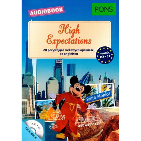High Expectations B2-C1 + audiobook