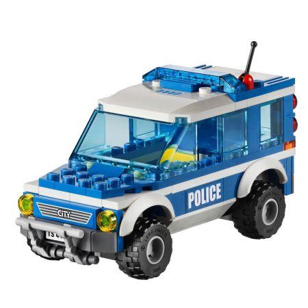 Lego City 4440 Leśny Posterunek Policji Klocki W Taniaksiazkapl