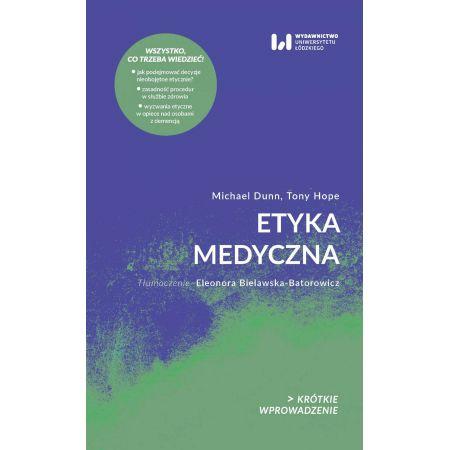Etyka medyczna