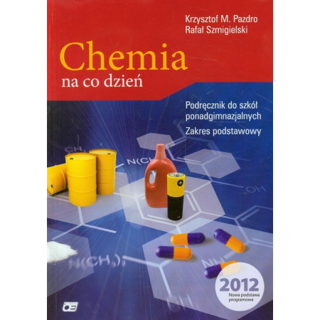 Chemia LO Chemia na co dzień NPP OE