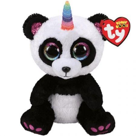 Beanie Boos Paris Panda z rogiem 15 cm