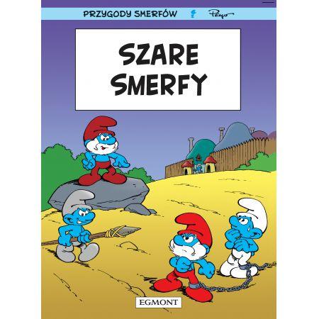 Szare Smerfy tom 20