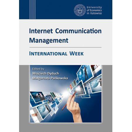 Internet Communication Management. International Week