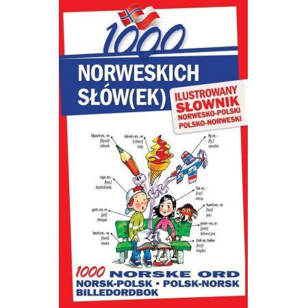 1000 norweskich słów(ek). Ilustr. słownik