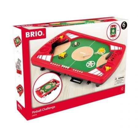 BRIO 34019 Pinball Wyzwanie gra
