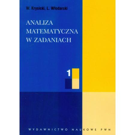 Analiza matematyczna w zadaniach 1