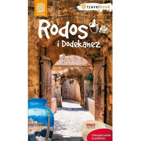 Travelbook - Rodos i Dodekanez Wyd. I