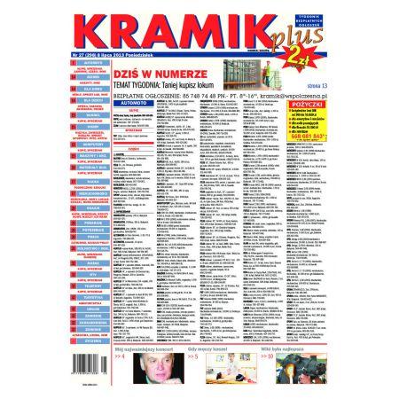 Kramik Plus 27/2013