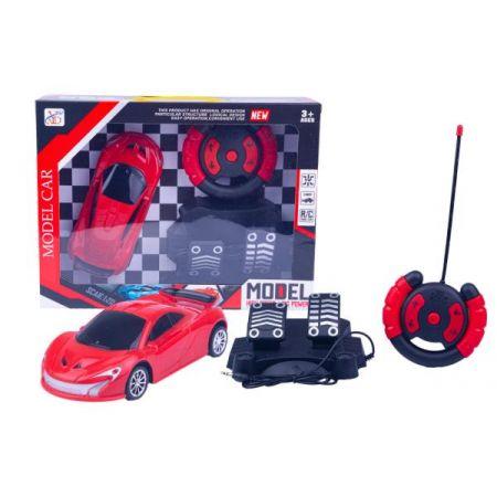 Auto na radio z pedałami 1003632
