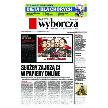 Gazeta Wyborcza - Kraków 20/2018