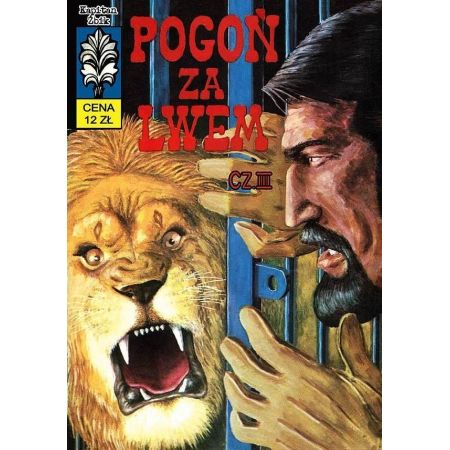 Kapitan Żbik. Pogoń za lwem