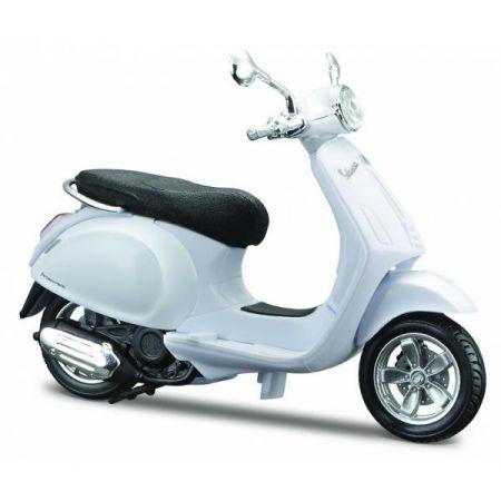 MI 39540-46 Scooters Vespa Primavera 150 2014 biały 1:18