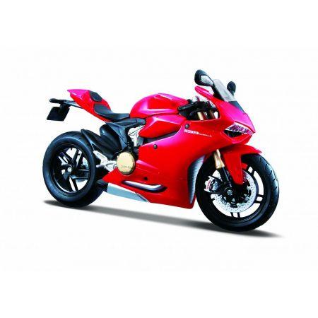 Motocykl ducati 1199 panigale skala 1:12 maisto 31101/68206
