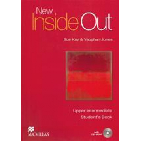 New Inside Out Upper Intermediate Student's Book + CD