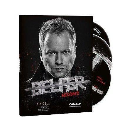 Belfer. Sezon 2 DVD