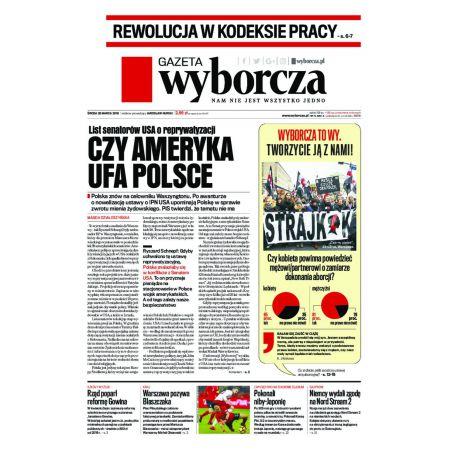 Gazeta Wyborcza - Rzeszów 73/2018
