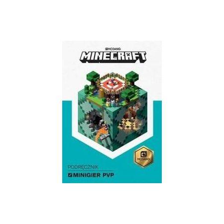 minecraft podręcznik minigier pvp