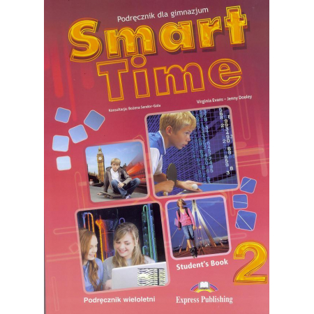 Smart Time 2 SB wer.wieloletnia EXPRESS PUBLISHING