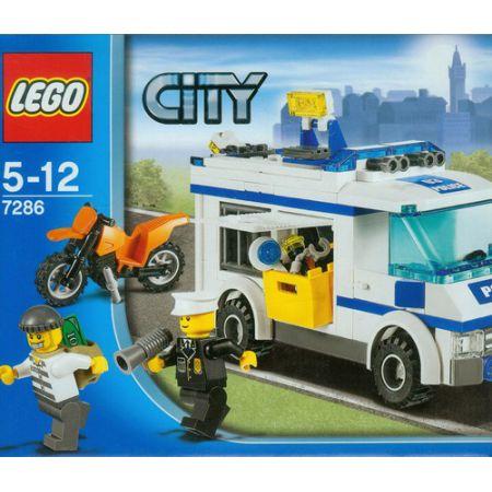 Lego City 7286 Konwój Klocki W Taniaksiazkapl
