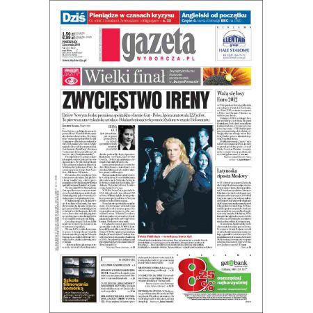 Gazeta Wyborcza - Białystok 222/2008