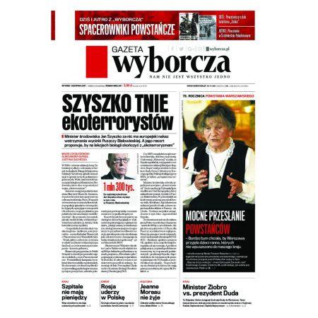 Gazeta Wyborcza - Płock 177/2017