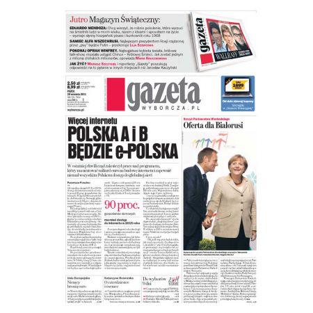 Gazeta Wyborcza - Płock 228/2011