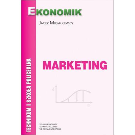 Marketing podręcznik EKONOMIK