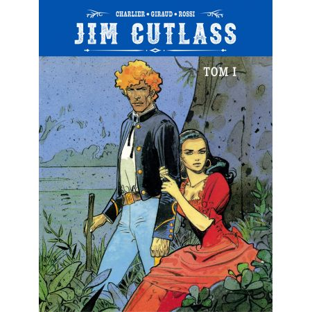 Jim Cutlass. Tom 1