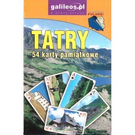 Karty pamiątkowe - Tatry