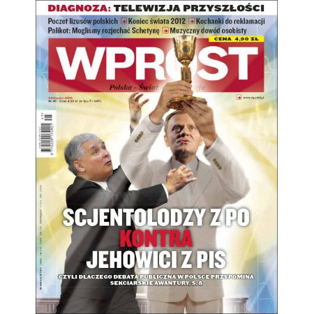 Wprost 45/2009