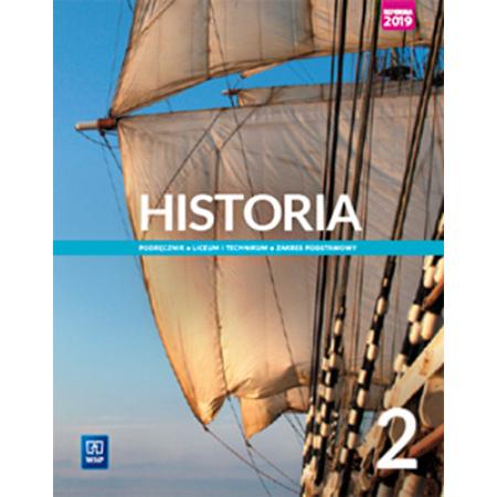 Historia. Podręcznik do liceum i technikum. Zakres podstawowy. Klasa 2